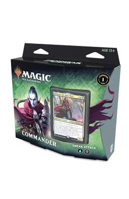 Sneak Attack - Zendikar Rising Commander Deck