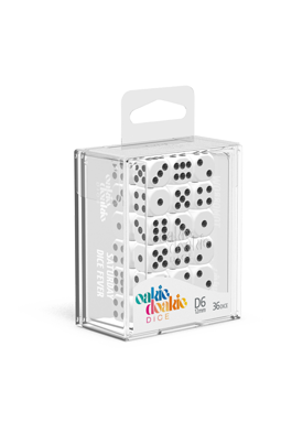 Oakie Doakie Dice D6 12 mm (36)