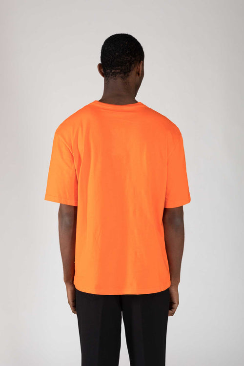 """CLASSIC"" LOOSE ORANGE T-SHIRT"