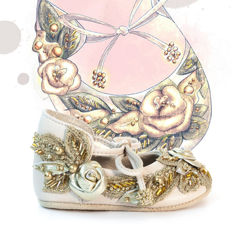 Vibys-Blog-From-Shoe-Design-Sketch-to-Finished-Shoe-Golden-Rose