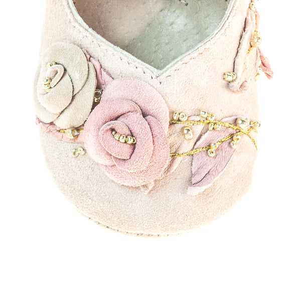 Vibys-Baby-Shoes-Briar-Rose-details-view