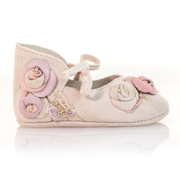 Vibys-Baby-Shoes-Briar-Rose-side-view
