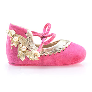 Vibys-Baby-Shoes-Camellia-side-view