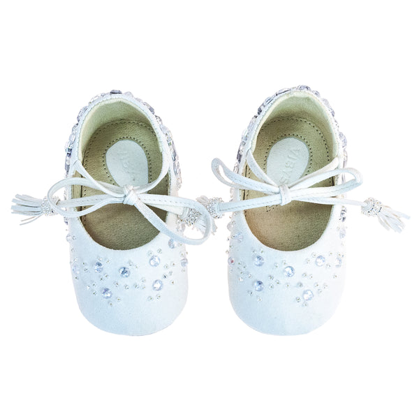 Vibys-Baby-Shoes-Cinderella-top-view