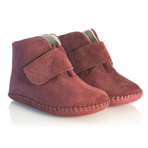 Vibys-Baby-Shoes-Puppy-Paws-Burgundy-pair-view