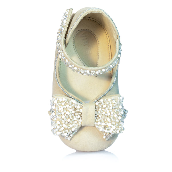 Vibys-Baby-Shoes-Stardust-top-view