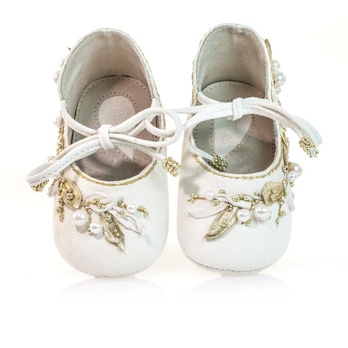 Vibys-Baby-Shoes-Sun-Glow-top-view