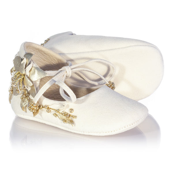 Vibys-Baby-Shoes-Water-Lily-White-sole-view
