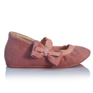 Vibys Barefoot Ballerina Shoes - Kiki Ballerina - side view