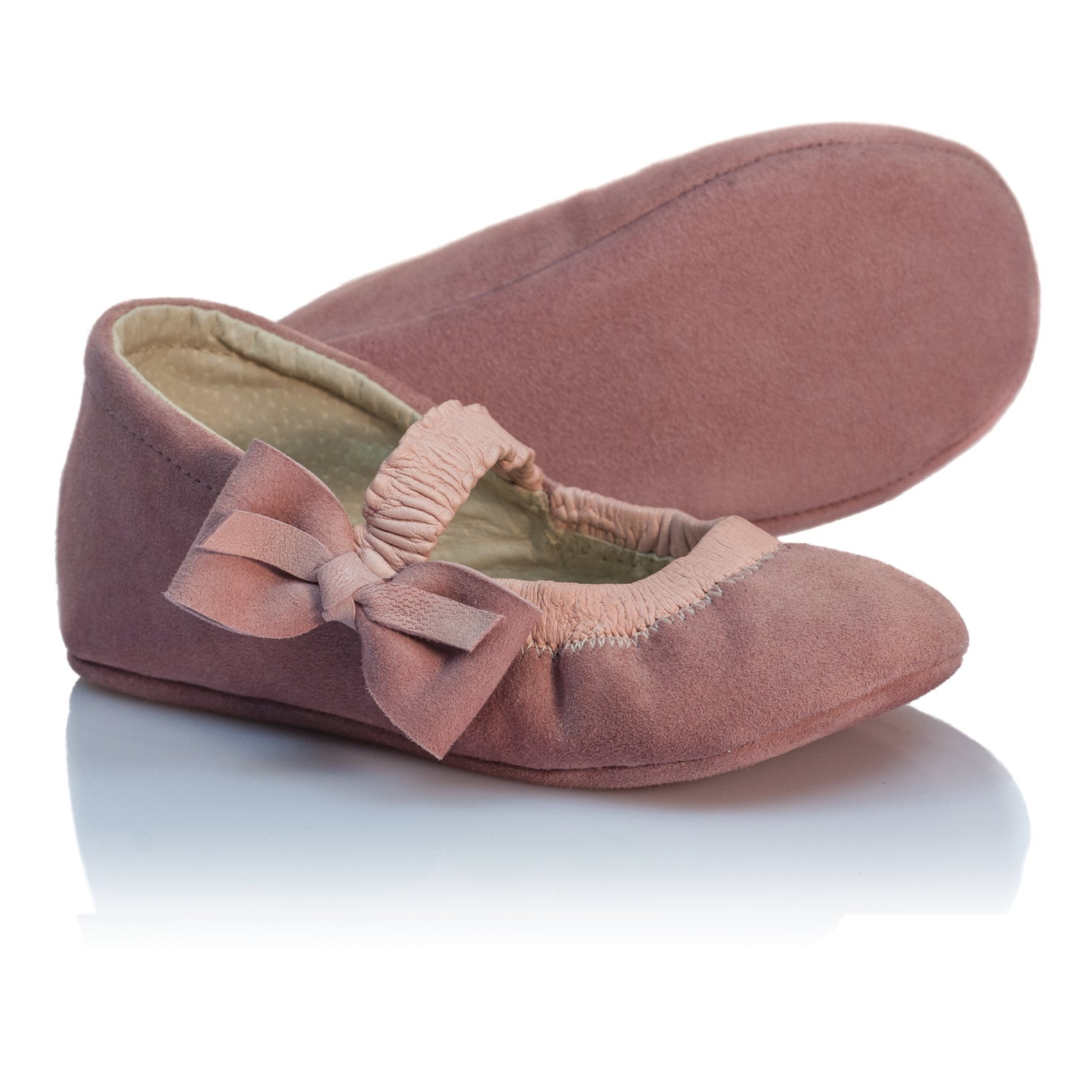 Vibys Barefoot Ballerina Shoes - Kiki Ballerina - sole view