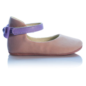 Vibys-Barefoot-Kids-Shoes-Daphne-Pink-side-view