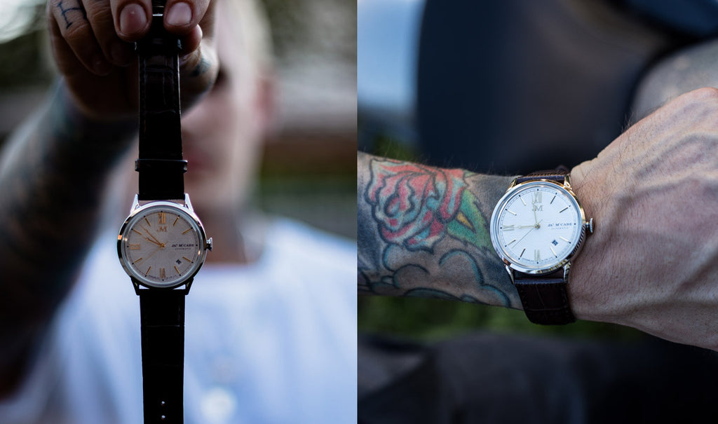 Men's Watches Weekend Style