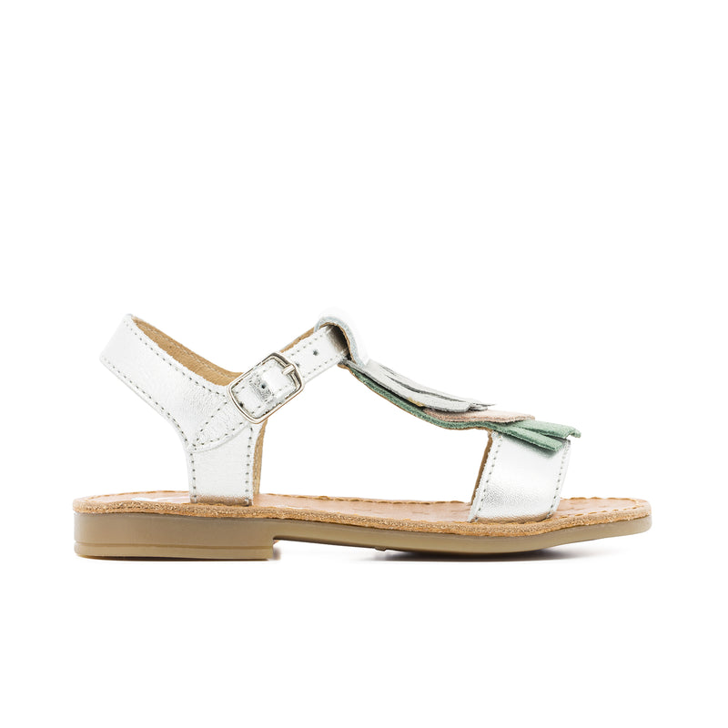 Happy Fringe Laminto Sandals