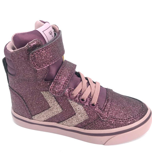 Slimmer Stadil Glitter JR High Top