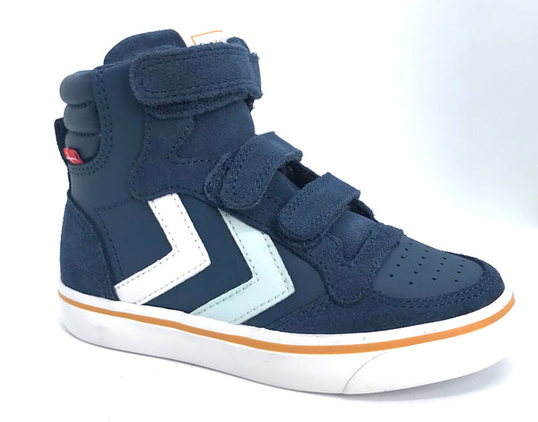 Stadil Leather Jr High Top Boots