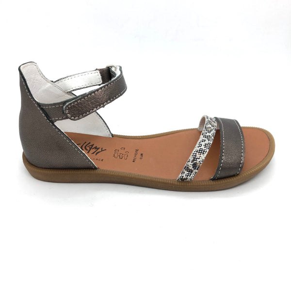 Bellamy Juliet Bronze Sandals