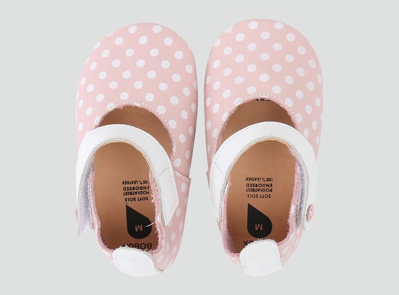Vogue Blossom Mary-Jane Soft Soles