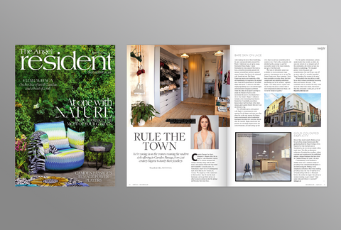 The Resident London Magazine