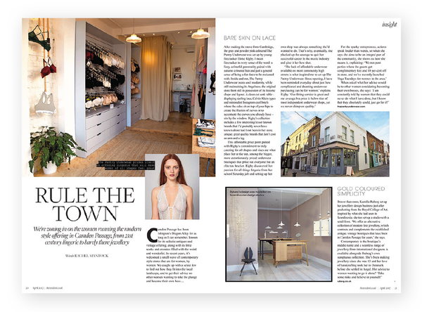 In Resident London Magazine