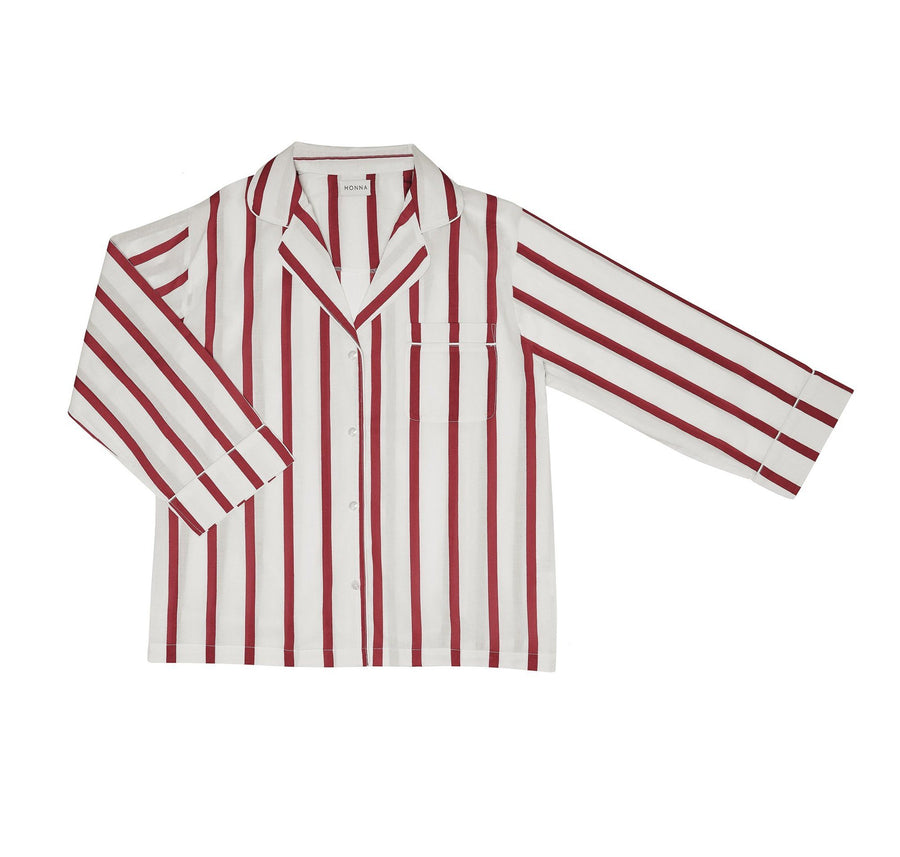 Red Stripe PJs