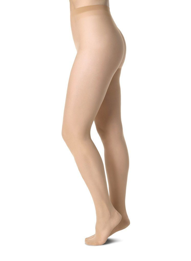 Elin tights 20 den [Light Beige] - The Pantry Underwear