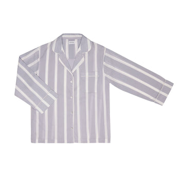 blue striped pyjamas