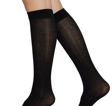 knee high socks wool