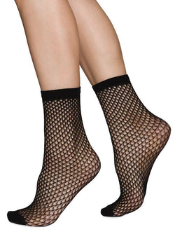 fishnet socks London