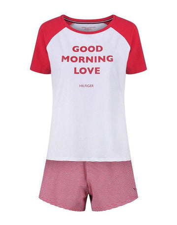 Good Morning Love pyjamas - The Pantry Underwear