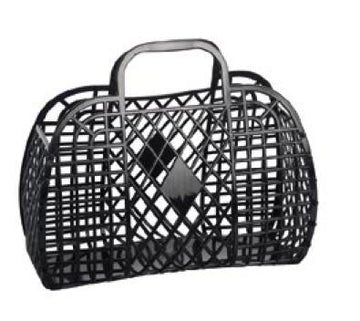 Retro Basket [Black]