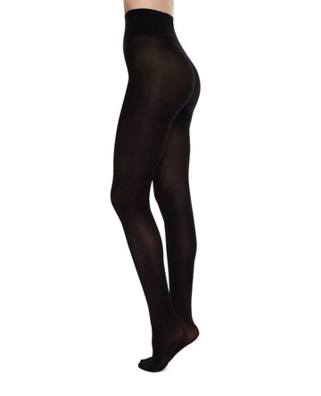 Olivia stocking 60 den [Black] - The Pantry Underwear