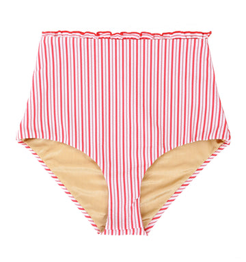 High waisted bikini bottom [Red Candy] Swim Lilliput & Felix