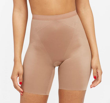 Invisible control short [Cafe au Lait] Shape Spanx extra-small