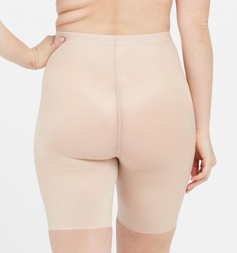 Invisible control short [Champagne Beige] Shape Spanx