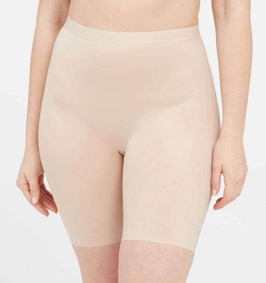 Invisible control short [Champagne Beige] Shape Spanx extra-small