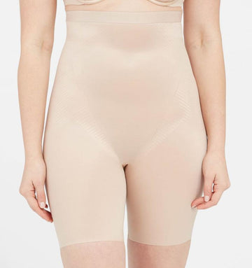 High invisible control short [Champagne Beige] Shape Spanx extra-small