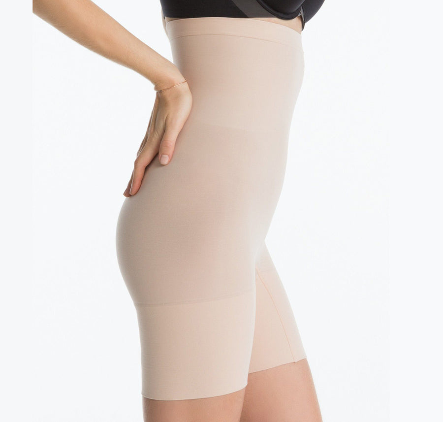 High everyday shaping short [Beige] Shape Spanx extra-large