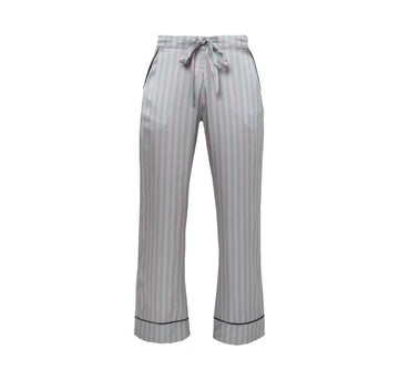 Silk pyjama bottoms [Stripe] - The Pantry Underwear