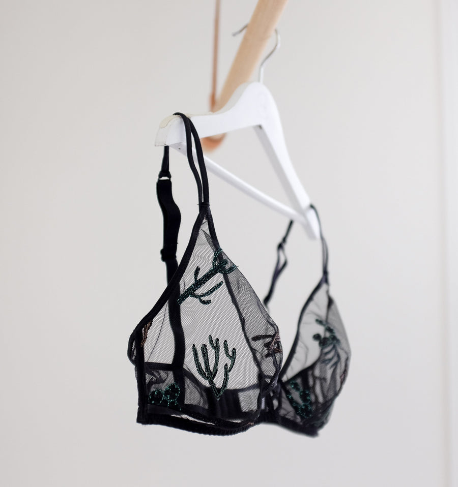 Cactus mesh triangle Bras Implicite