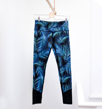 Jungle Palm Legging Sport Born Nouli