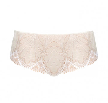 Deco lace french knicker [Ivory] Bottoms Wonderbra small
