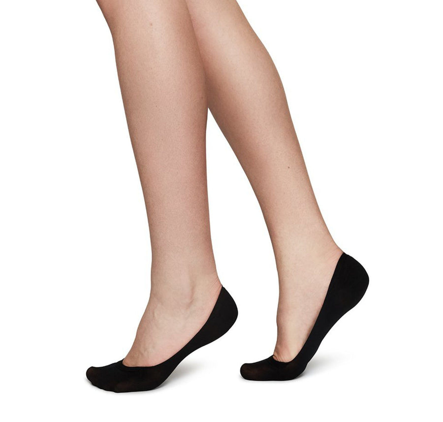 Ida premium socks [Black] - The Pantry Underwear
