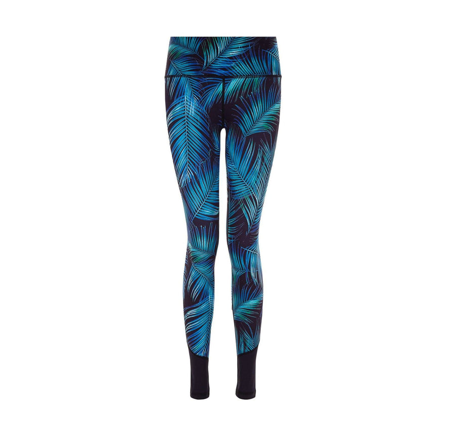 Jungle Palm Legging - The Pantry Underwear