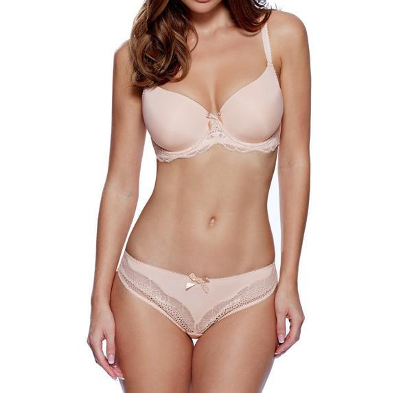 Everyday t-shirt bra [Blush] - The Pantry Underwear