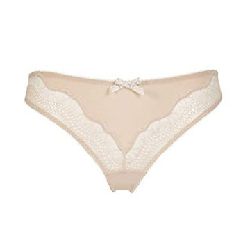 Everyday brazilian brief [Blush] - The Pantry Underwear