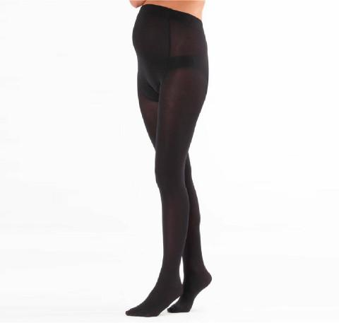 Maternity tights [Black]