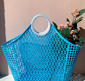 Fiesta shopper [Sky Blue] Accessories Sun Jellies