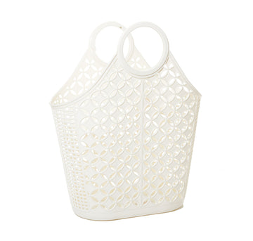 Atomic tote [Cream] Accessories Sun Jellies