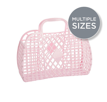 Retro Basket [Pink] - The Pantry Underwear