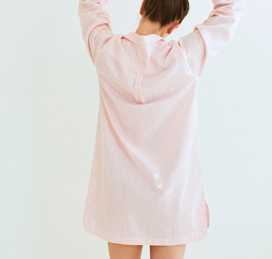 Classic cotton nightshirt [House of Cards] - The Pantry Underwear